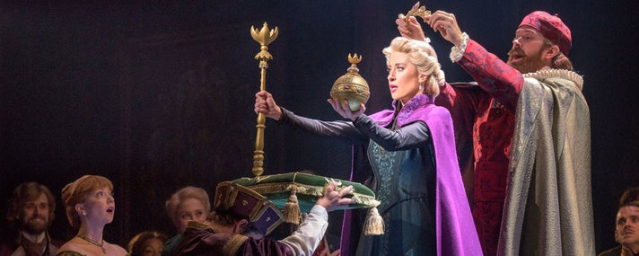 """Frozen"" at the Hollywood Pantages Theatre"